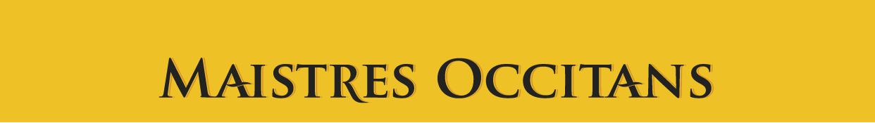 Logo Maistres Occitans