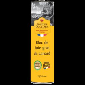 Bloc de foie gras de canard 1kg