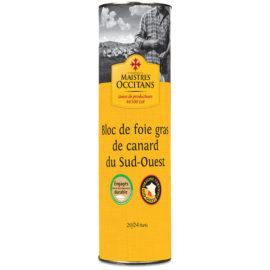 Bloc de foie gras de canard du Sud-Ouest 1kg
