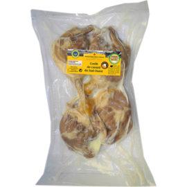 Confit de canard du Sud-Ouest 4 cuisses mi-cuit 770g