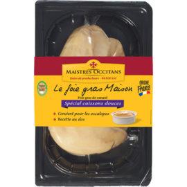 Foie gras de canard cru 1er choix