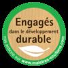 Engagés dans le développement durable